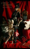Halloween limited Vincent 5 by Ringdoll