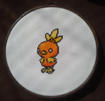 Torchic by Superspud