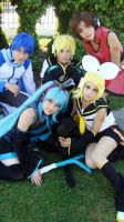 Vocaloid Cosplay by Zettai-Cosplay