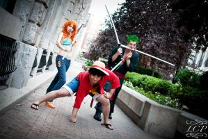One Piece - Straw Hat Pirates by LiquidCocaine-Photos