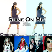 Shine on me action by justwaitforme