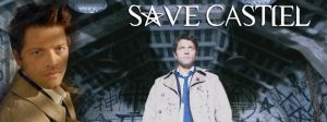 Save Castiel by Rinienne