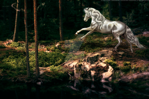 Forest King by CoutureEquineDesigns