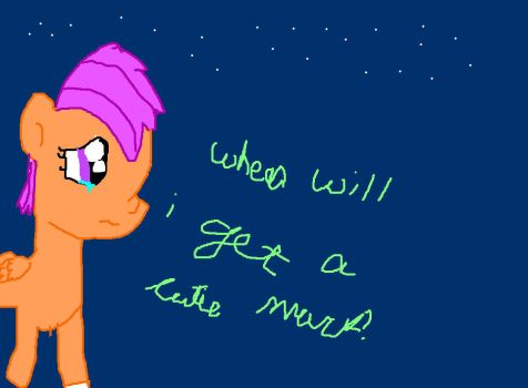 Scootals sad momment by r4inbowd4shh