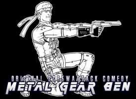 Metal Gear Ben 2 by Rathan-Marxx