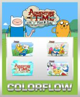 Colorflow AdventureTime Folder by TMacAG