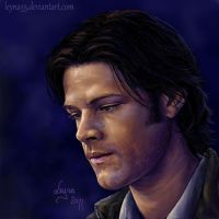 Sam by Leyna-art