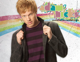 Edgy: Adam Hicks by mont3r0