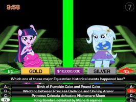 Twilight defeats Trixie and takes the gold! by j4lambert