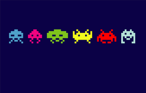 invaders by rolito86