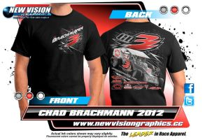 Chad Brachman TEE by Bmart333