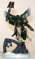 Michael, Interrogator Chaplain by Aric-Wulf