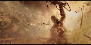 god of war by nepst3r