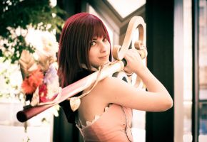 Kairi (KH2) - Cosplay 6 by TwilightSaphir