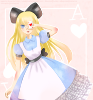 Alice. by kagomy