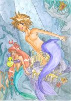 Sous l ocean :3 by Ariall