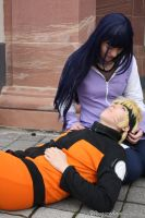 NaruHina - Relax by Wings-chan