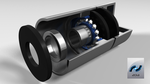 Shaft Bearing by TekuConcept
