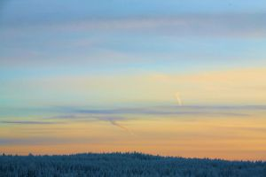 The colors of heaven by KariLiimatainen