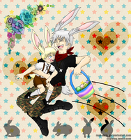 APH: Frohe Ostern by Rose-McSugar