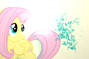 Fluttershy by DixieRarity