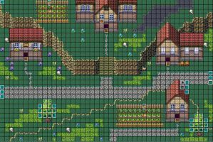RPG Maker2k - Kelth 01 by Icedragon300