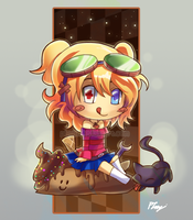 .:Chocolate Lover:. by PhuiJL