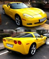American Awesomeness, Corvette C6 by toyonda