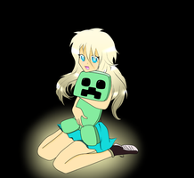 Creeper Hugz by Peppkitty