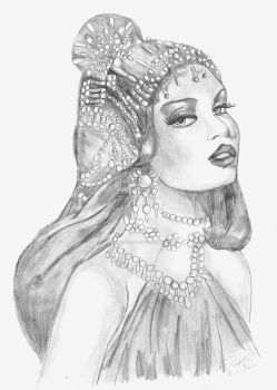 Indian Princess by Forty-Fathoms
