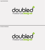 doubled logo by DoubbleD