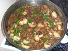 Black Pepper Beef by Gexon
