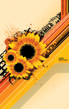 Sunflower by Fumou