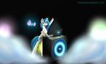 Hit the groove by TheBlueDreamMaker