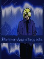 All Blue - All Emo by airlobster