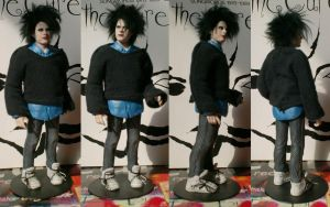 Robert Smith Cure CustomFigure by Shan-Lan
