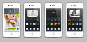 New widget iPhone by gibus17