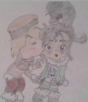 Who drew this?! by WDisneyRP-Vanellope