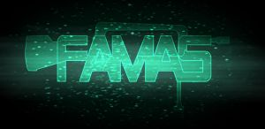 Dj Famas Logo by nickquivooy