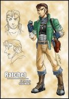 Human TFs - Ratchet Sheet by straya