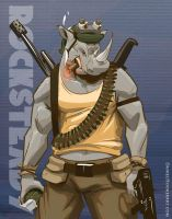 Rocksteady by DanielHooker