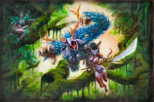 world of warcraft by JohnArmbruster