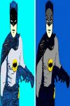Batman 1966 comic print pop art by TheGreatDevin