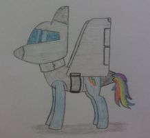EQD:ATG [Day 3- Rainbow Leader, Ready for Takeoff] by Recycle-Or-Die