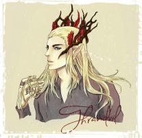 Thranduil by Purple-Meow