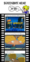 Hey Arnold Screenshot meme :D by KasuKAPL