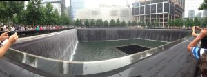 Memory pool: Twin Towers Memorial by bobisawsome1000