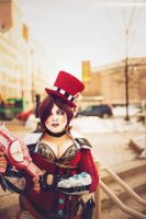 'Devious' - Mad Moxxi - Borderlands Cosplay by OxfordCommaCosplay