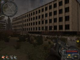 S.T.A.L.K.E.R. Call Of Pripyat screenshot by sky-commander