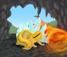 The Dragon's out to get me by o-Pirate-o